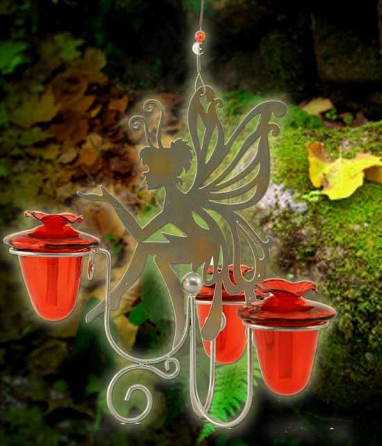 Fairy Dust Hummingbird Feeder