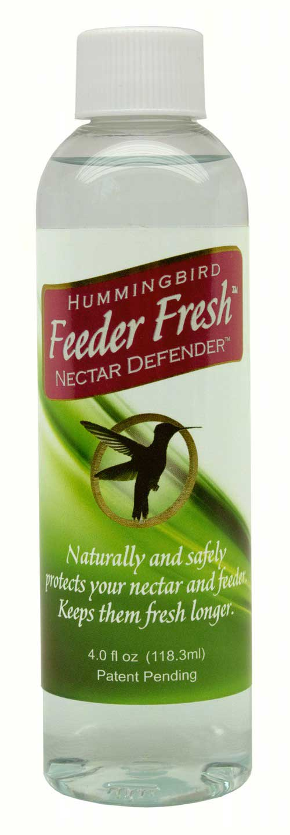 Hummingbird Feeder Fresh Nectar Defender