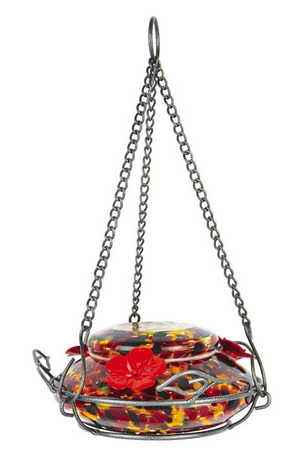 Natures Way Garden Top-Fill Molton Hummingbird Feeder