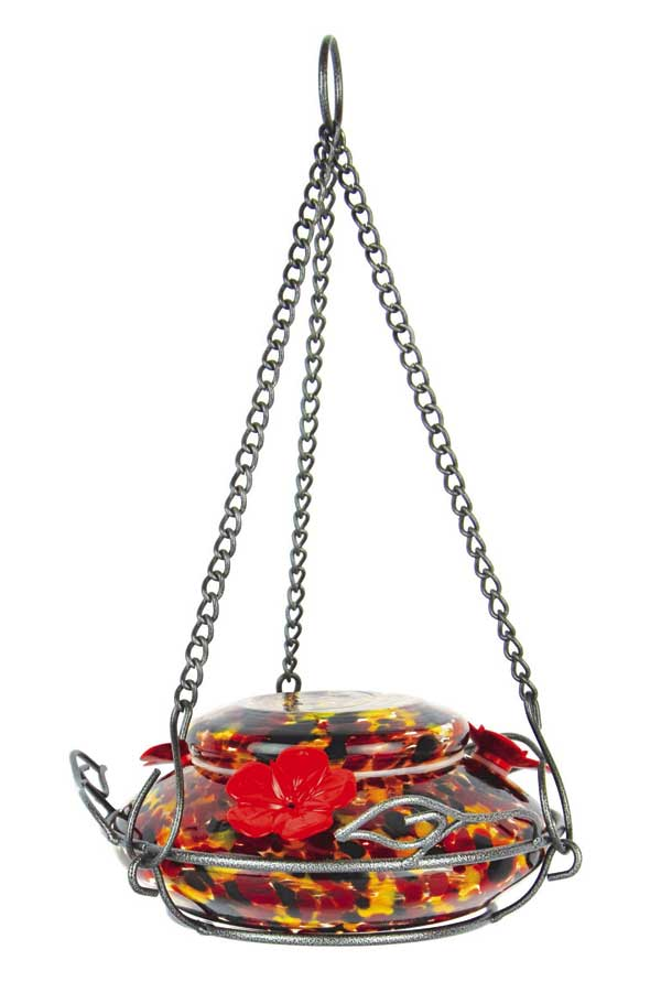 Natures Way Garden Top-Fill Molton Hummingbird Feeder