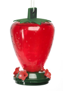 ARTLINE5557 HUMMINGBIRD FEEDER