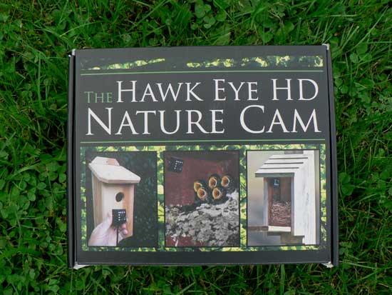 Hawk Eye HD Nature Cam Box