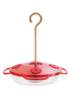DYLF3 LITTLE FLYER HUMMINGBIRD FEEDER