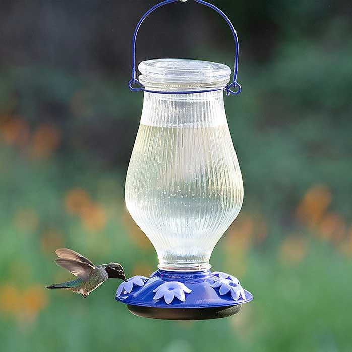 Grand Oasis Top Fill Hummingbird Feeder