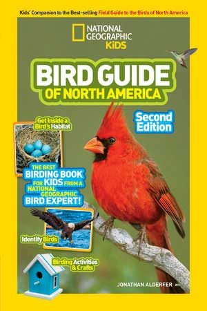 National Geographic Birds of North America Kids Guide