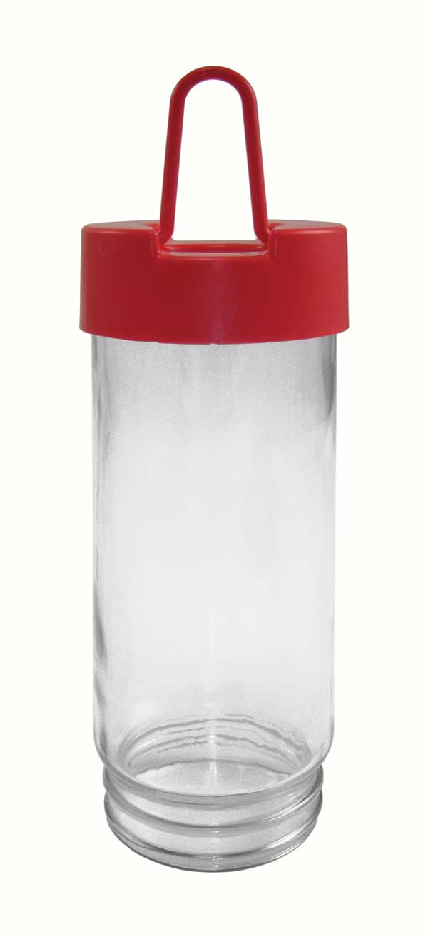 Dr.JB's Hummingbird Original Feeder 16 OZ. Glass Bottle