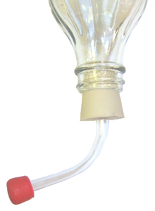 Hummingbird Feeder Tube/Stopper