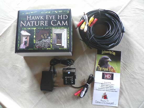 Hawkeye Nature Cam Review