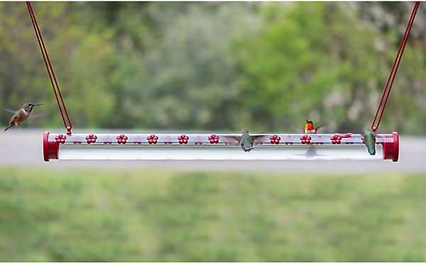 24 Inch Hummerbar Hummingbird Feeder