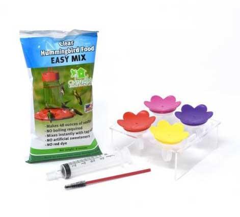 Multicolor Hummer Ring Starter Kit