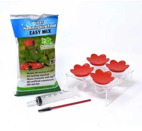 Red Hummer Ring Starter Kit