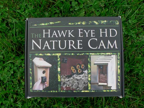 Hawk Eye HD Nature Cam Box