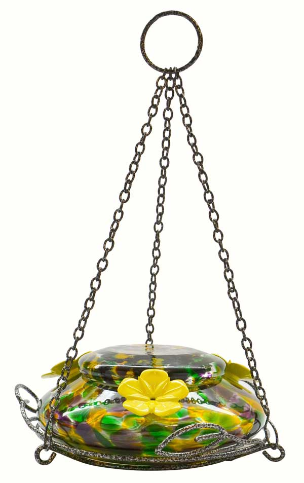 Garden Top-Fill Gypsy Hummingbird Feeder