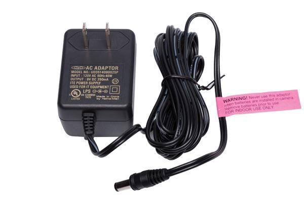 BirdCam AC Adapter